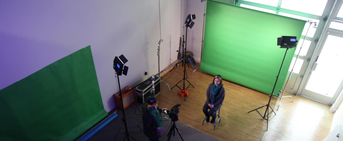 Studio available for rent for media production and live streaming. in Oakland Hero Image in West Oakland, Oakland, CA