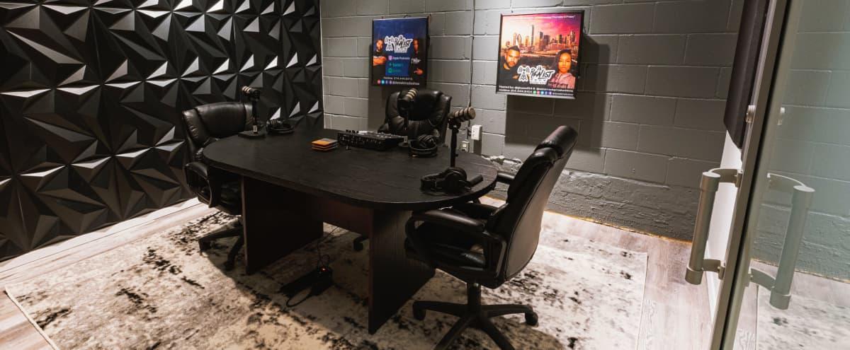 Podcast Studio in Dallas Hero Image in Bryan Place, Dallas, TX