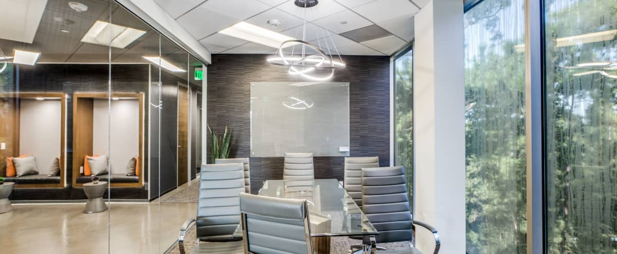 Conference Room with a Whiteboard & a View - The Woodlands in The Woodlands Hero Image in undefined, The Woodlands, TX