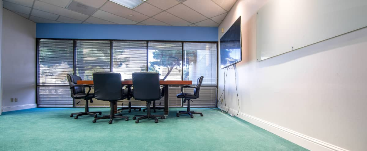 Spacious Conference Room in Santa Clara Hero Image in undefined, Santa Clara, CA