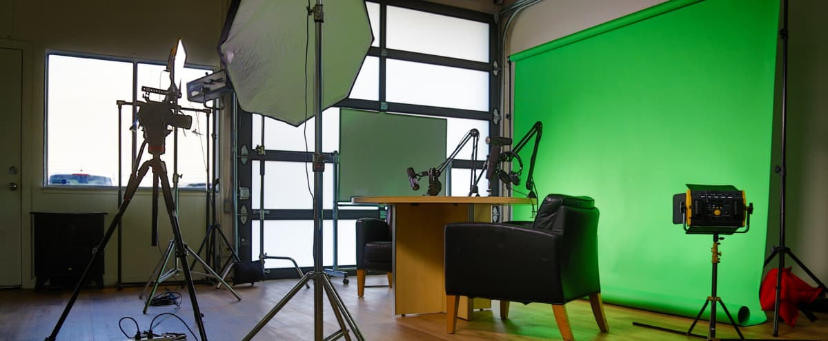 Fully Equipped Video Production Studio in Belmont, CA in BELMONT Hero Image in undefined, BELMONT, CA
