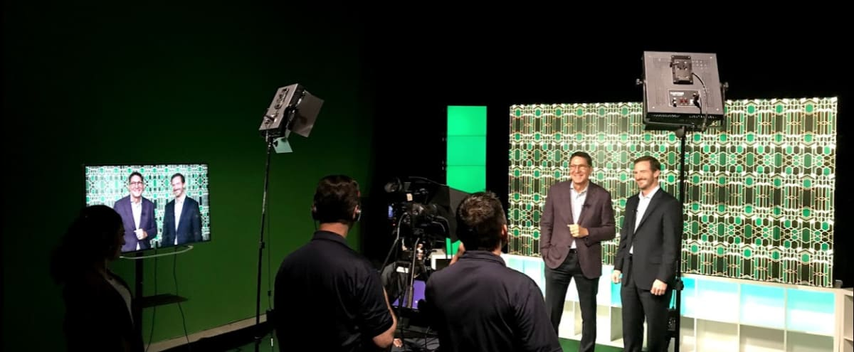Live Broadcast TV Studio with Green Screen and Fiber Connectivity in Humble Hero Image in undefined, Humble, TX