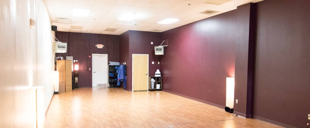 Lovely Yoga Studio with Great Natural Light in Dorchester Hero Image in Dorchester, Dorchester, MA