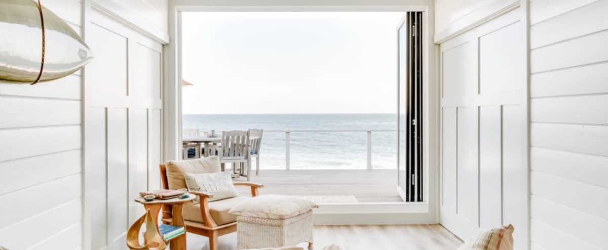 Shabby Chic Malibu Beach House - Whole House in Malibu Hero Image in Eastern Malibu, Malibu, CA