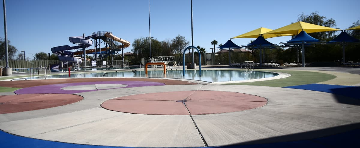 Outdoor Pool and Waterpark Great for Parties and Events in Las Vegas Hero Image in undefined, Las Vegas, NV