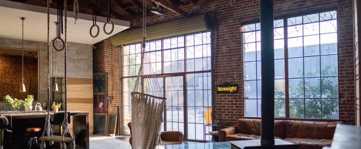 Urban Warehouse Oasis in Los Angeles Hero Image in South Los Angeles, Los Angeles, CA