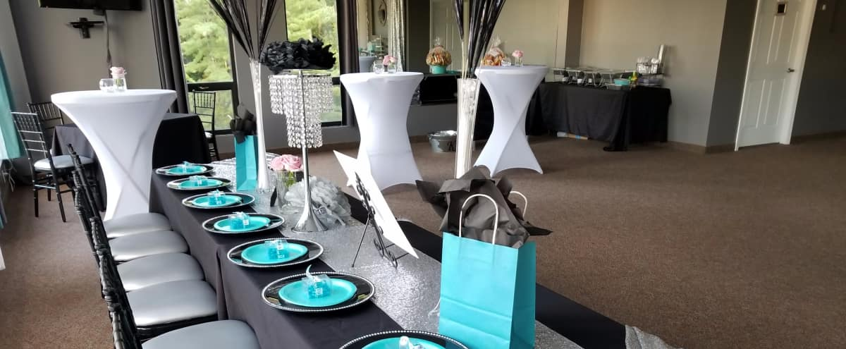 Beautifully decorated space for private events in Bardonia Hero Image in undefined, Bardonia, NY