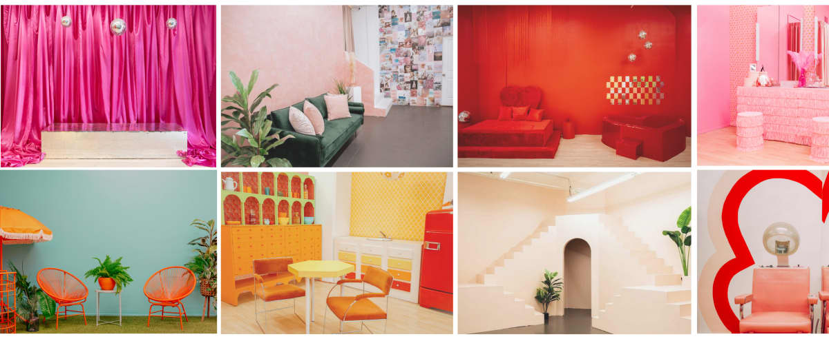 Studio 54/The Blush Room Combo (w/ AC & Lighting Included) in Los Angeles, CA Hero Image in Downtown Los Angeles, Los Angeles, CA, CA