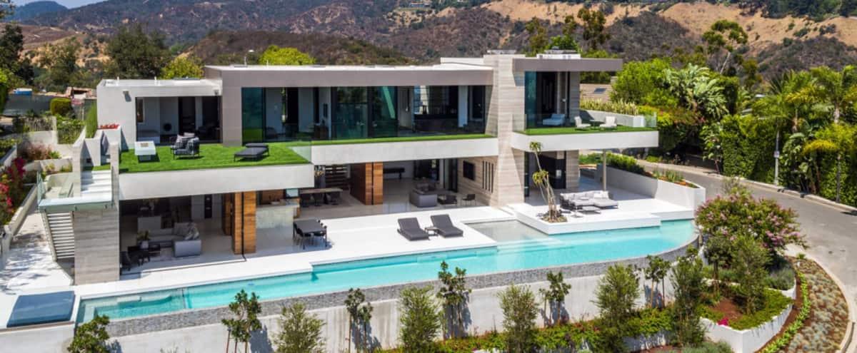 Ultra-Modern Glass Gem in Beverly Hills in Beverly Hills Hero Image in undefined, Beverly Hills, CA