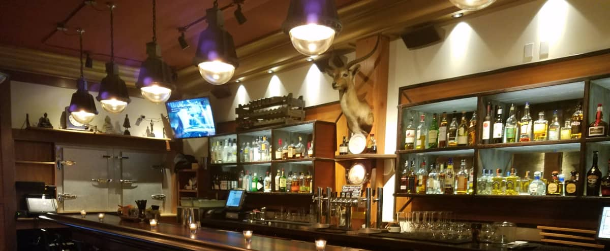 Rustic Private Bar & Event Space in the Heart of Ballard in Seattle Hero Image in Ballard, Seattle, WA