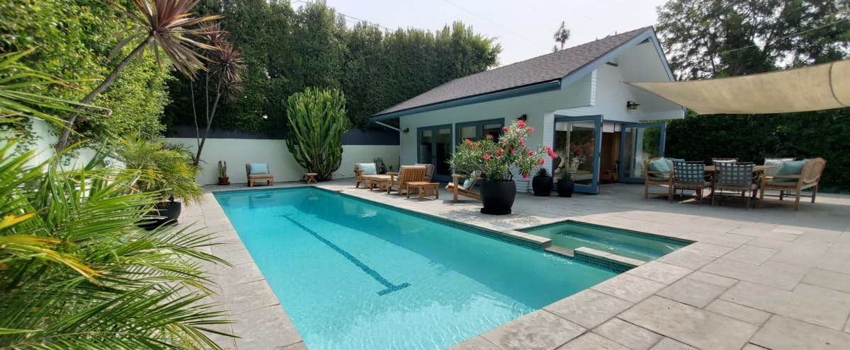 Beautiful West Hollywood Home With Pool In Historic Spaulding Square in Los Angeles Hero Image in West Hollywood, Los Angeles, CA