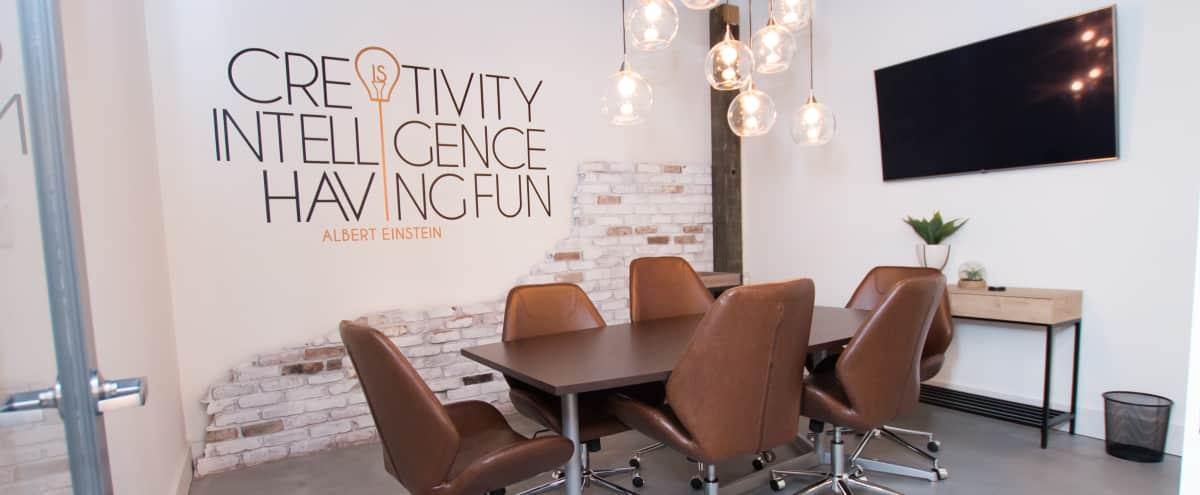Modern Meeting & Production Space in Downtown Alpharetta in Alpharetta Hero Image in undefined, Alpharetta, GA