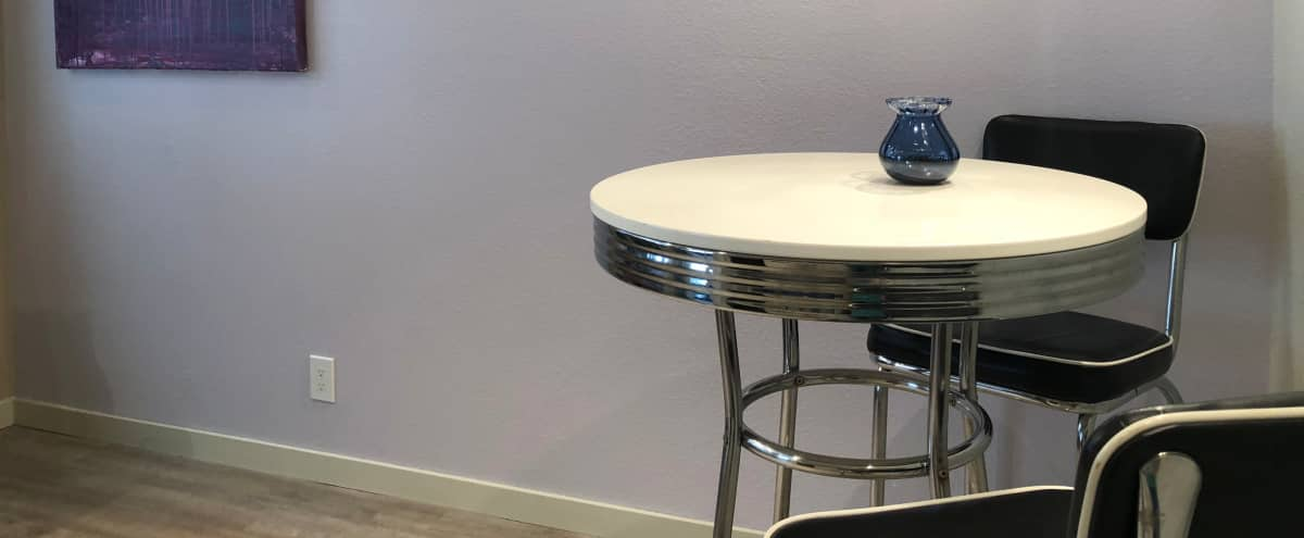Small meeting or conference room with kitchen ameneties in San Bruno Hero Image in undefined, San Bruno, CA
