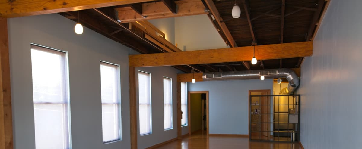 Peaceful - Private - Uptown Loft Style Studio Space in Minneapolis Hero Image in Lowry Hill East, Minneapolis, MN