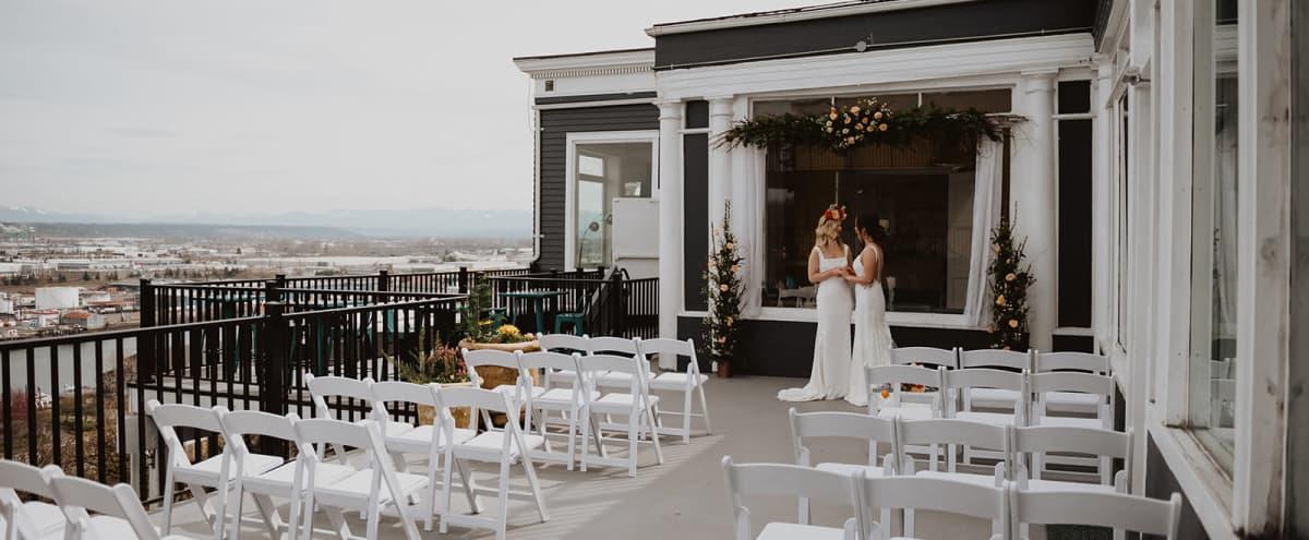 Historic Mansion- Main Balcony in Tacoma Hero Image in New Tacoma, Tacoma, WA