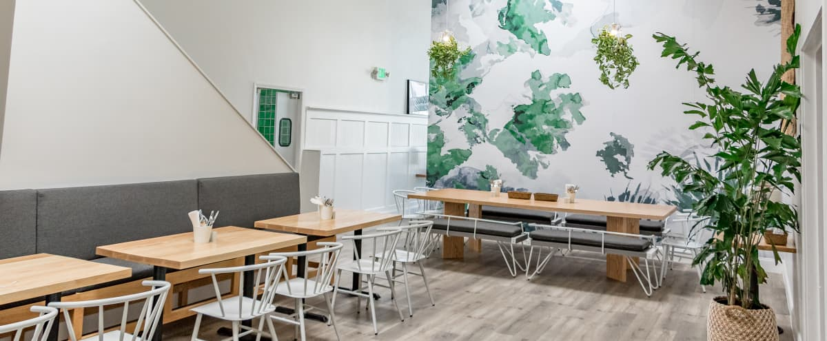 Urban restaurant with roomy and modern vibes in Los angeles Hero Image in Eagle Rock, Los angeles, CA
