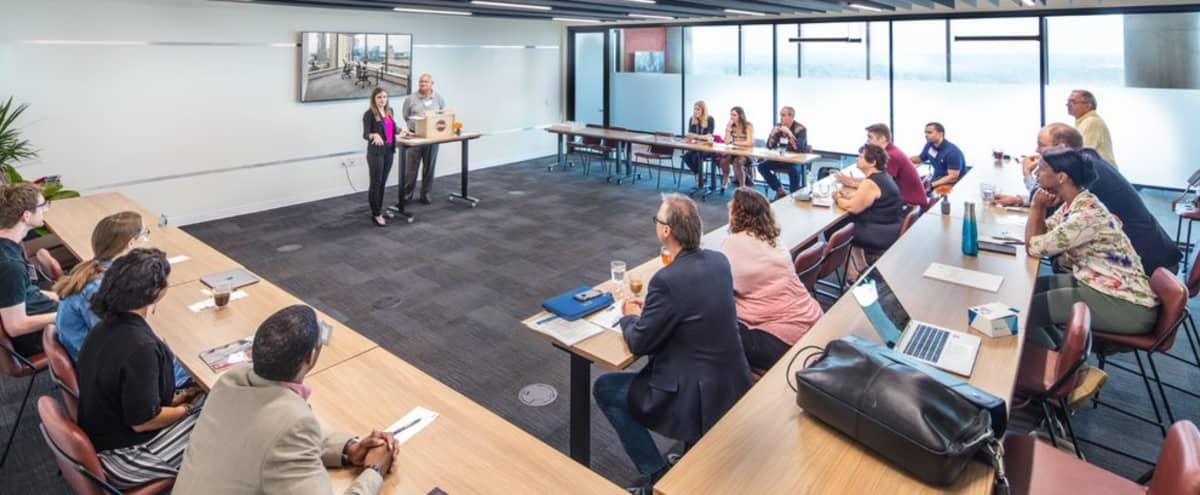 Fully Equipped 60 Person Training Workshop Room in LoDo - S in Denver Hero Image in Ballpark, Denver, CO