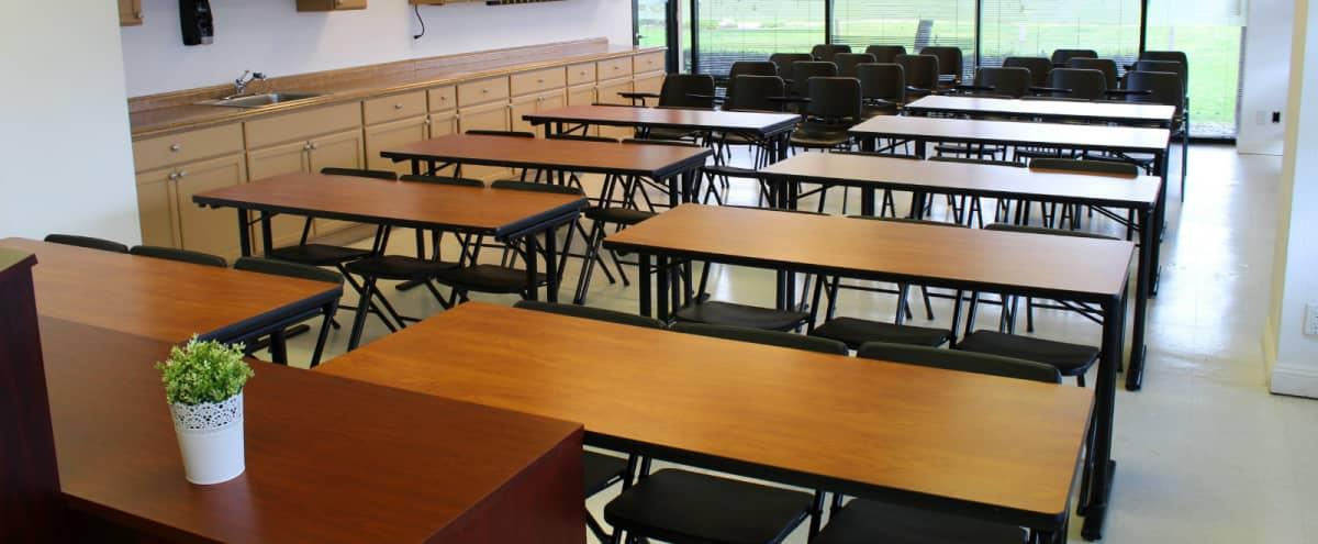 Spacious, quiet and clean Event/Meeting room in downtown San Jose in San Jose Hero Image in North San Jose, San Jose, CA