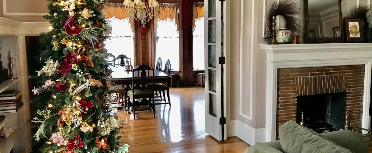 Huge Historic Home in close suburb, near CTA, Metra, ORD and MDW perfect for productions in Riverside Hero Image in Riverside, Riverside, IL