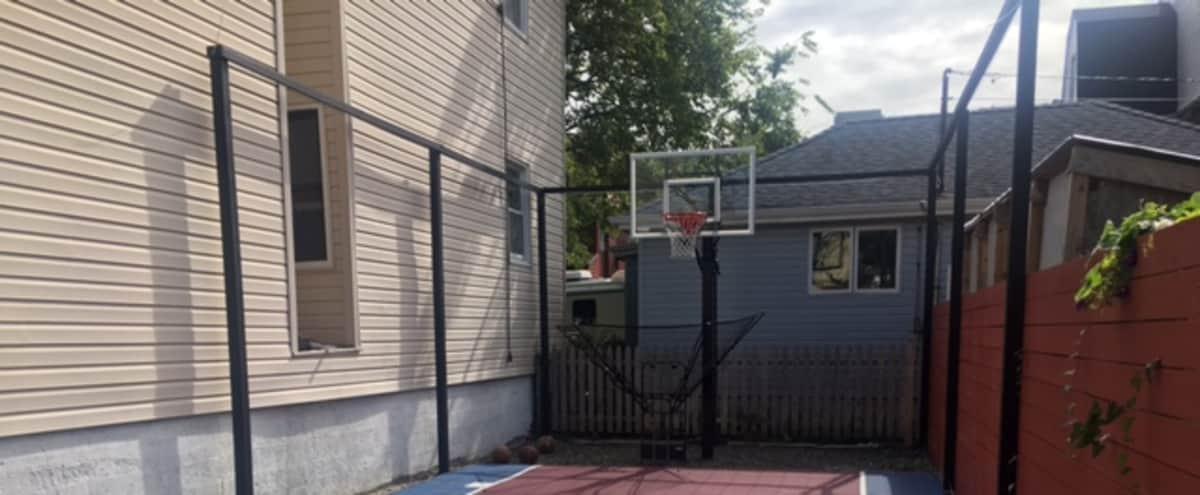 Private Basketball Court in Rockaway Beach Hero Image in Queens, Rockaway Beach, NY