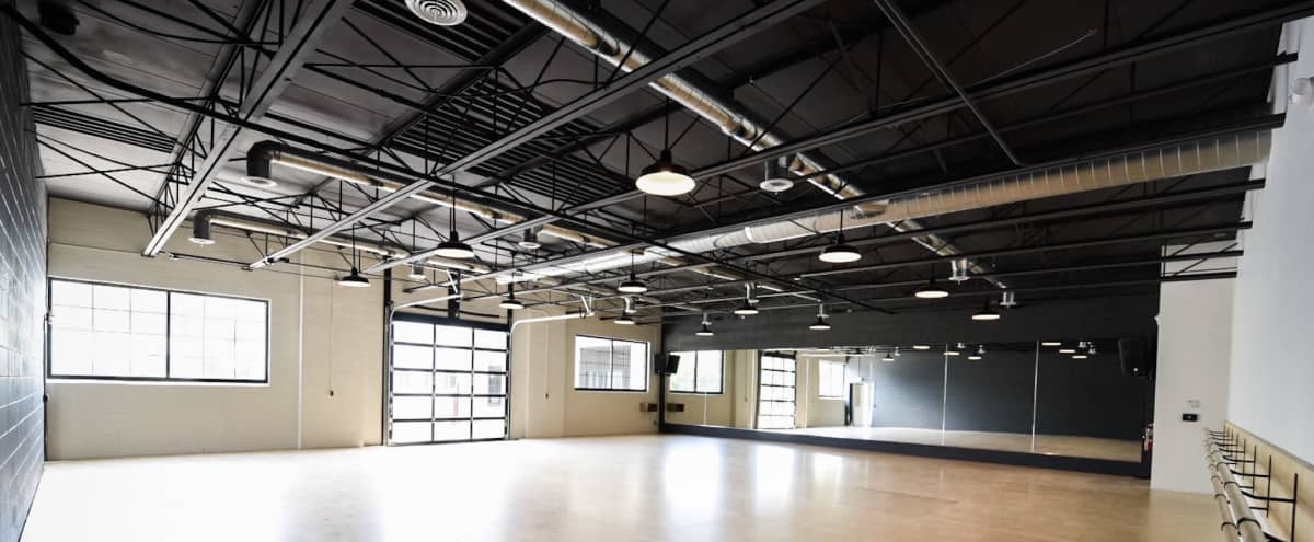 Modern, Industrial Studio in Ferndale Hero Image in undefined, Ferndale, MI