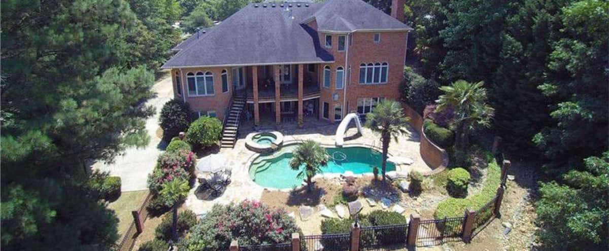 7,000 Sqft Home Great For Entertaining Productions in Mcdonough Hero Image in undefined, Mcdonough, GA