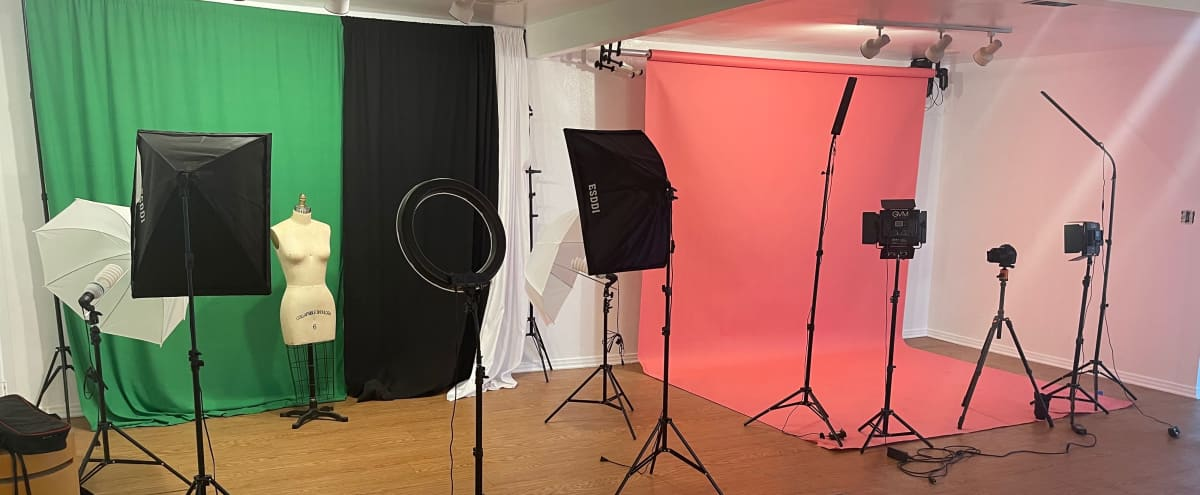 Film and Photo Shoot Space with Dance Studio in Los Angeles Hero Image in South Los Angeles, Los Angeles, CA
