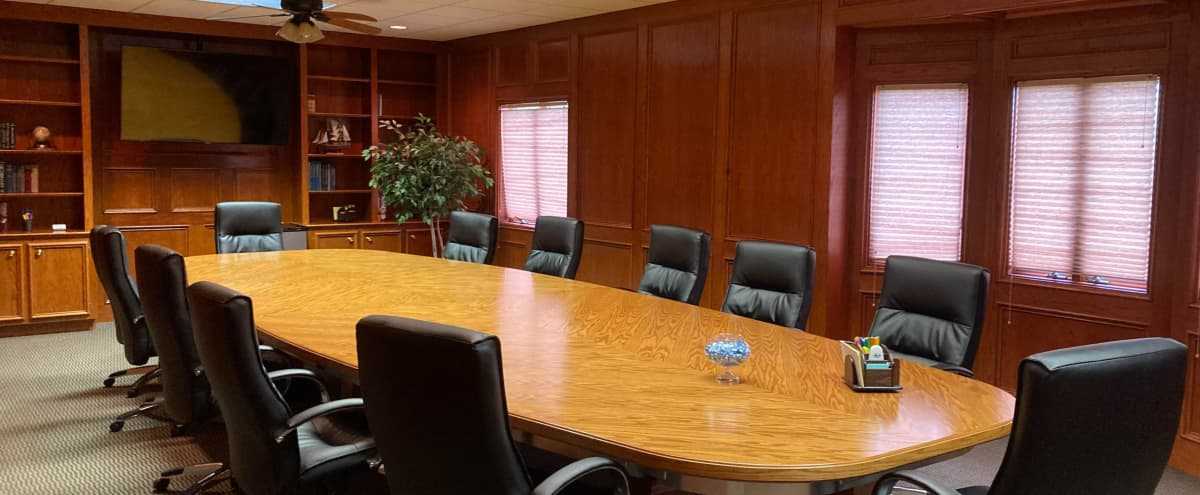 Professional and Spacious Conference Room in Clinton Township Hero Image in undefined, Clinton Township, MI