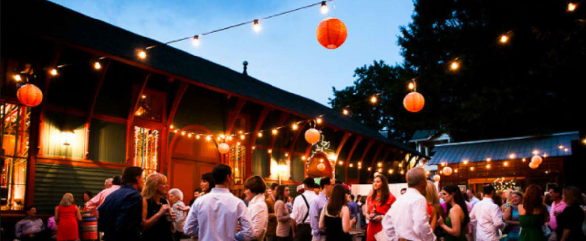 Historic Indoor & Outdoor Event Venue Perfect for Birthday's / Weddings / Anniversaries / Engagements in Atlanta Hero Image in Inman Park, Atlanta, GA