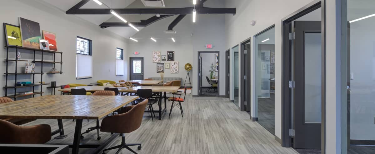 BRAND NEW Small Office / Co-Working Community in Boston. in Boston Hero Image in Roslindale, Boston, MA