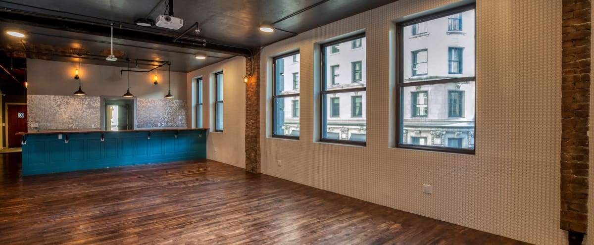 Designer Loft/ Event Space in New York Hero Image in Midtown Manhattan, New York, NY