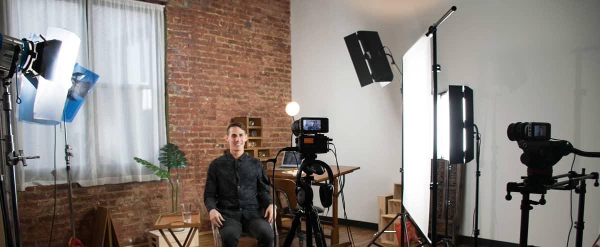 Flexible Williamsburg Creative Studio in Brooklyn Hero Image in East Williamsburg, Brooklyn, NY