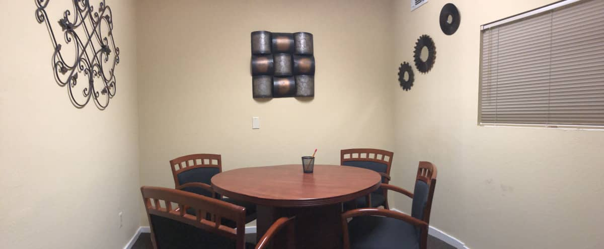 Spacious Conference Room for 4 in Sacramento Hero Image in undefined, Sacramento, CA