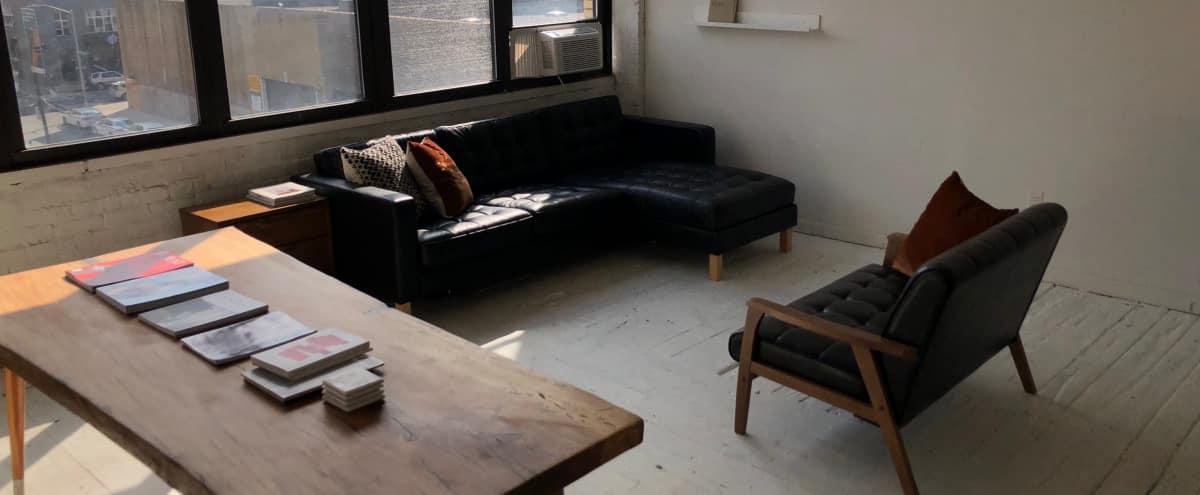 Sunny Brooklyn Production Studio in Brooklyn Hero Image in East Williamsburg, Brooklyn, NY