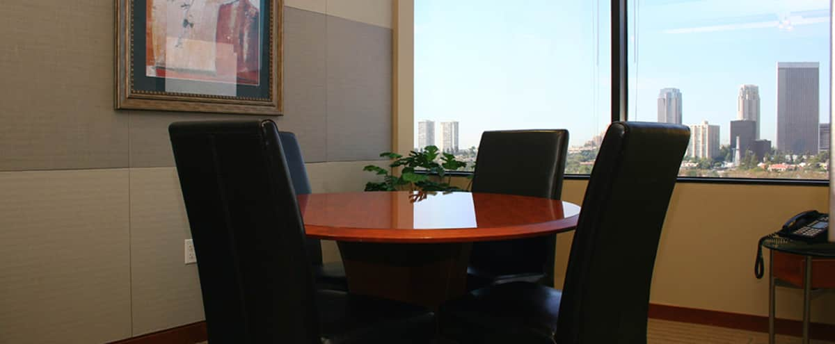 Small Conference Room in Beverly Hills in Beverly Hills Hero Image in undefined, Beverly Hills, CA