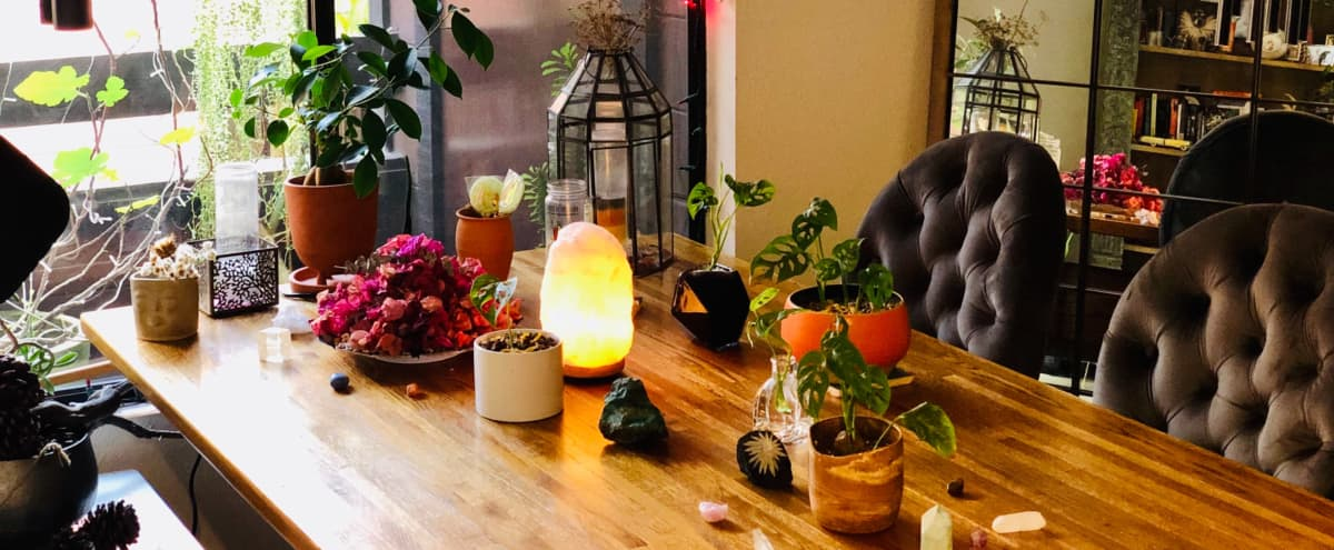 Artistic, Eclectic, Meditative Loft Home in Studio City in Los Angeles Hero Image in Studio City, Los Angeles, CA