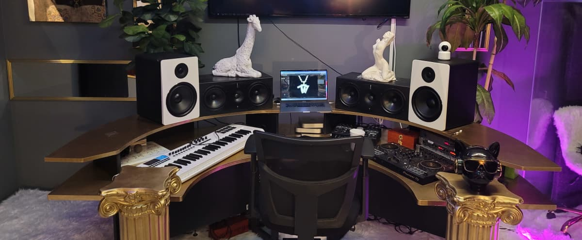 Recording Studio !!!Free Drinks & Snacks!!! in Canoga Park Hero Image in Canoga Park, Canoga Park, CA