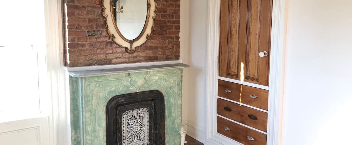 Historic Townhouse Restored Old Finishings in Bronx Hero Image in West Bronx, Bronx, NY