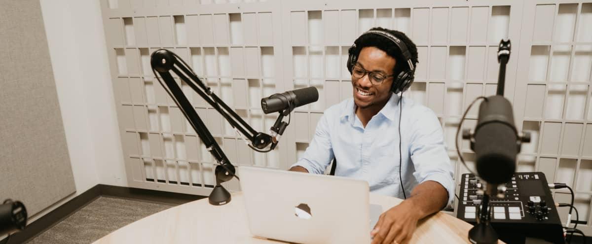 Podcast Studio at Phase Commons in Alpharetta Hero Image in undefined, Alpharetta, GA