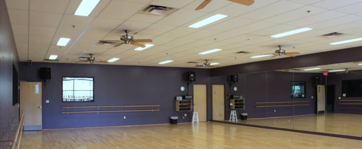 Dance and Fitness Studio Plus Conference Room For Private Classes in Chandler Hero Image in undefined, Chandler, AZ
