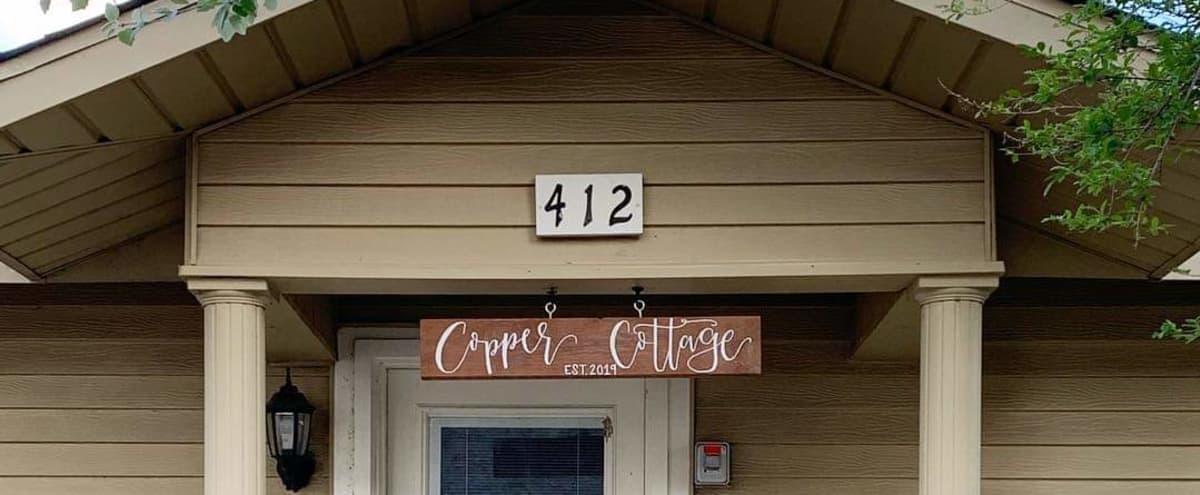 Cozy little Cottage downtown Roanoke in Roanoke Hero Image in undefined, Roanoke, TX