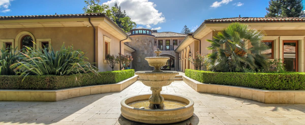 14685 Sq. Ft. Beautiful Luxury Home nearby Stanford in Atherton Hero Image in Lindenwood, Atherton, CA