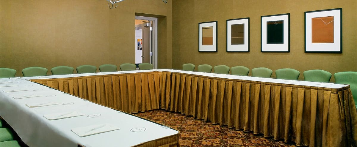 Private Conference Room - Downtown San Jose in San Jose Hero Image in Central San Jose, San Jose, CA