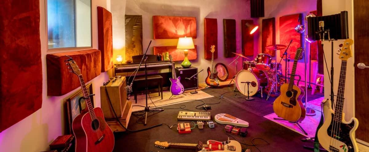 The Barber Shop Recording Studio in Los Angeles Hero Image in Echo Park, Los Angeles, CA