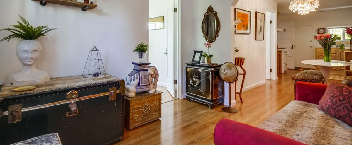 Private Stylish Silver Lake Bungalow in Los Angeles Hero Image in Silver Lake, Los Angeles, CA