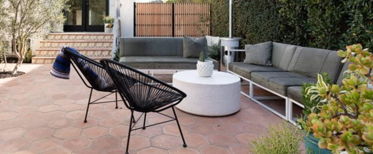 Modern & Stylish Scandinavian Style Home in Los Angeles Hero Image in Jefferson, Los Angeles, CA