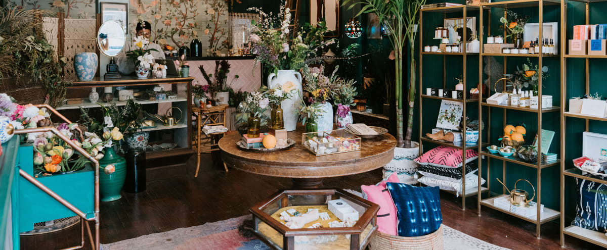 Dreamy Flower Shop Filled with Charm and Romance in Washington Hero Image in Petworth, Washington, DC