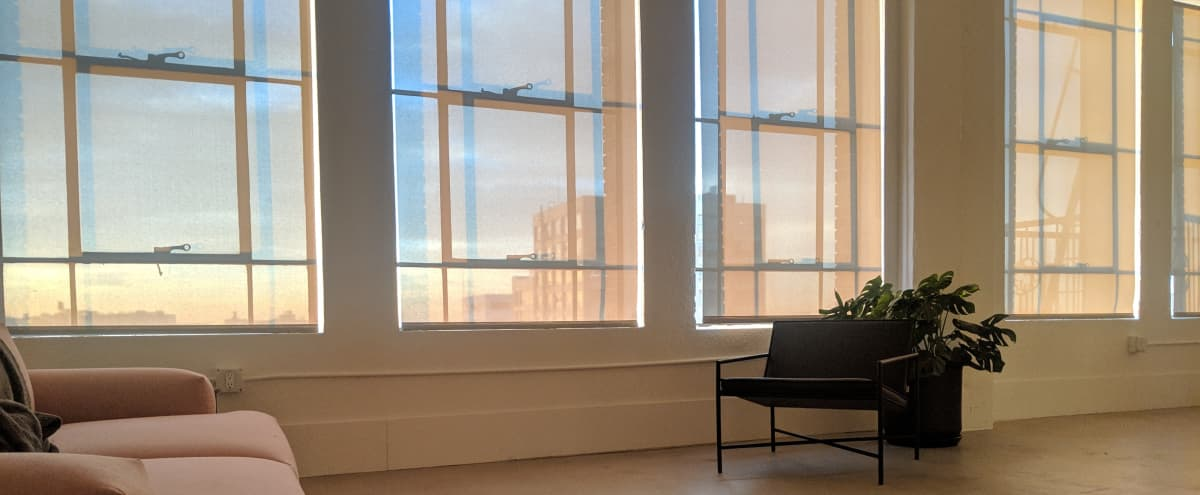 Minimal Downtown Loft with Amazing Light in Los Angeles Hero Image in Downtown Los Angeles, Los Angeles, CA