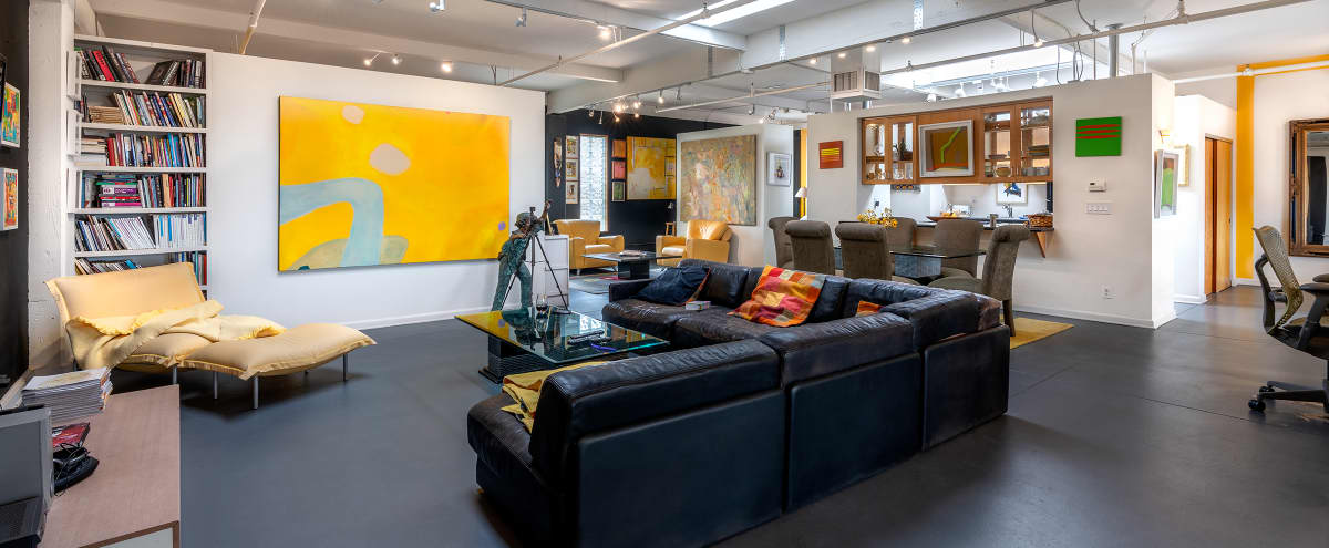 Modern Colorful Production Loft near Historic Old Town San Diego in San Diego Hero Image in Mission Hills, San Diego, CA