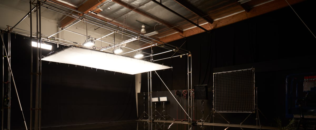 Massive Studio Space with State-of-the-Art Light Grid and Amenities in Los Angeles Hero Image in undefined, Los Angeles, CA